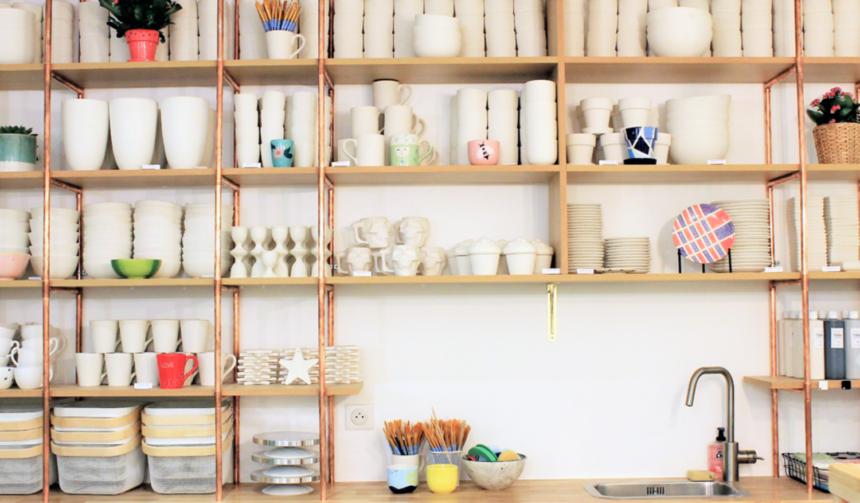 Le Céramicafé par L'Atelier Geneviève