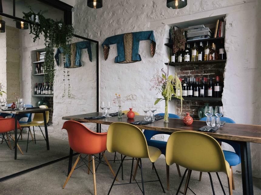 Libra, restaurant <br>aux parfums d'Iran