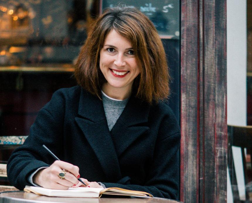 Jenny Chammas,  fondatrice de Femme & Ambitieuse
