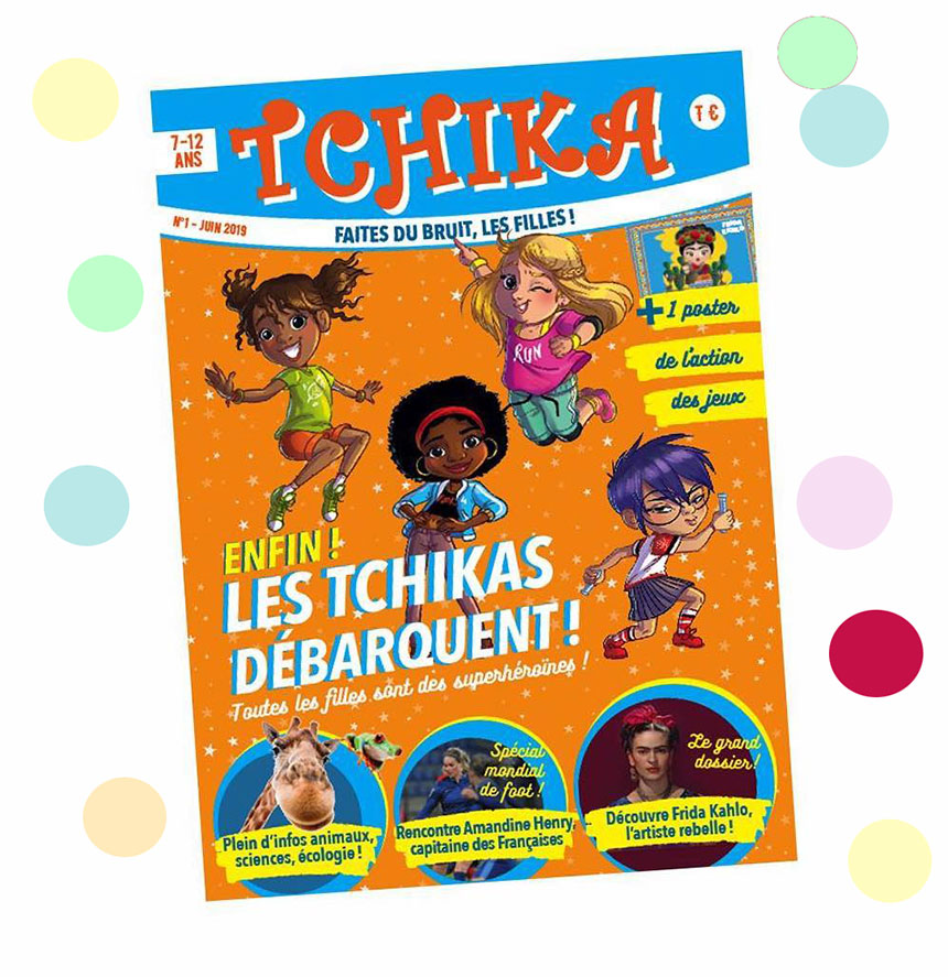Tchika Mag
