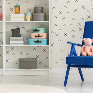 Une chambre d'enfant  inspirée avec Myloview