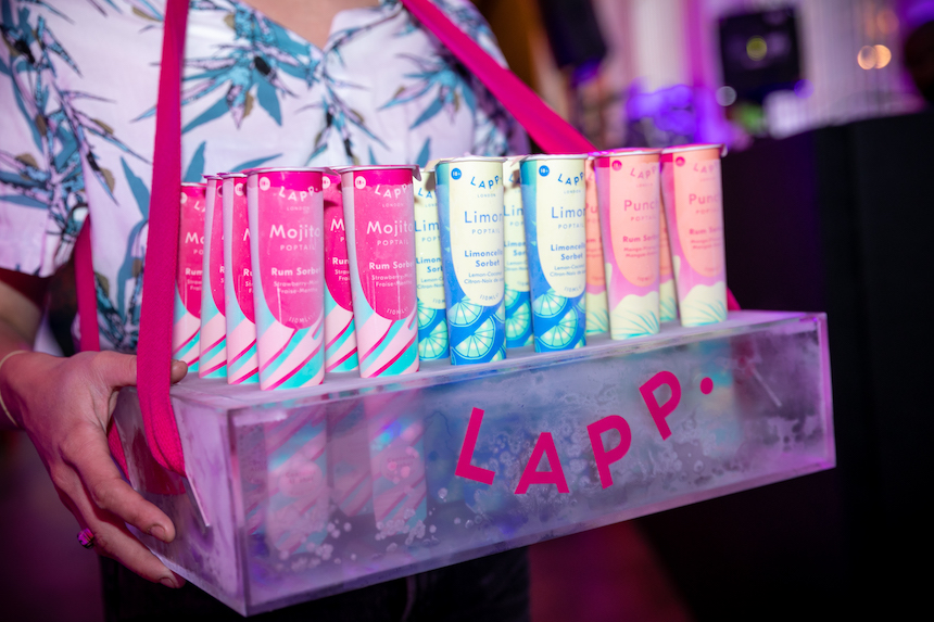 Poptails by lapp talent les confettis