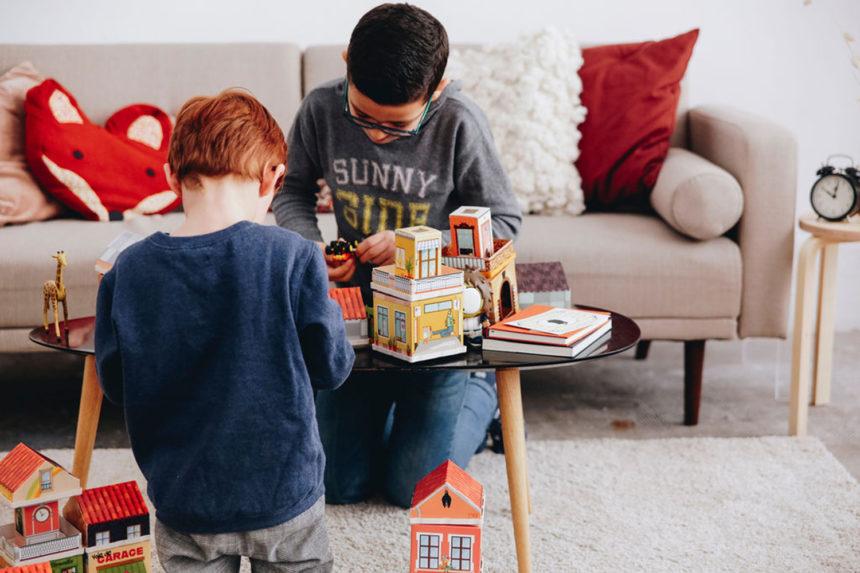 Fabulabox, un jeu d'enfant
