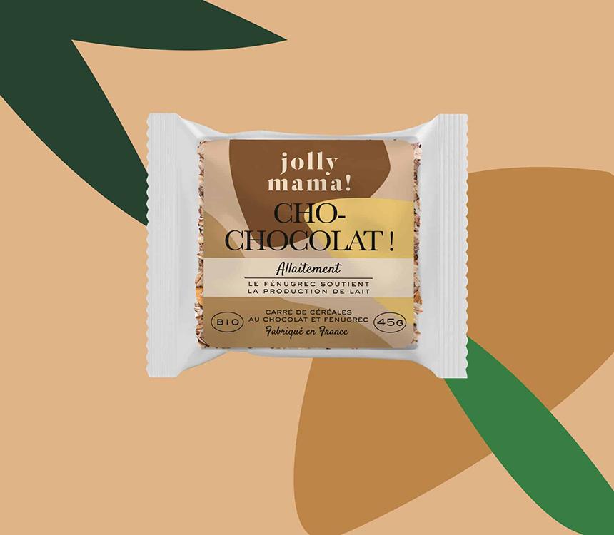 Chocolat Jolly Mama Les Confettis