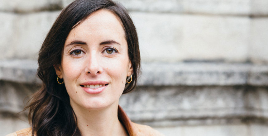 Julie Chapon, co-fondatrice de Yuka
