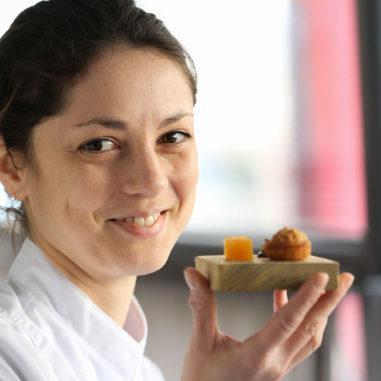 Pauline Keit, cheffe pâtissière de l'Agapé