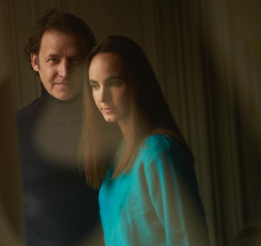 Portrait Gilles & Boissier Les Confettis