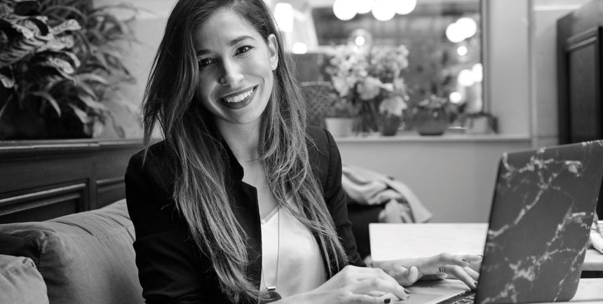 Soraya Khireddine, experte digitale