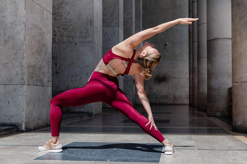 Yoga Les Confettis Kitiwaké