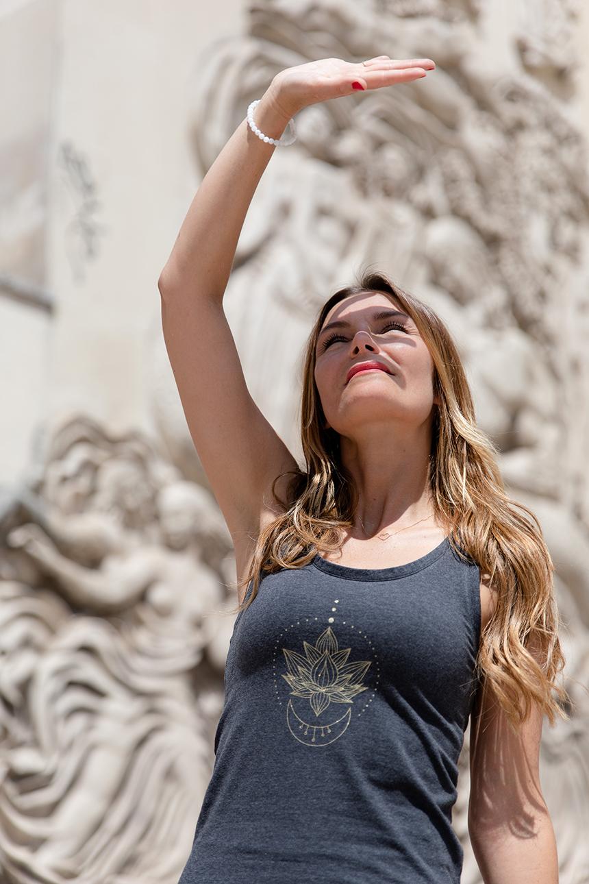 Yogawear les confettis wear paris