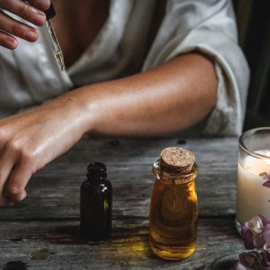 Mettez des huiles essentielles dans votre vie