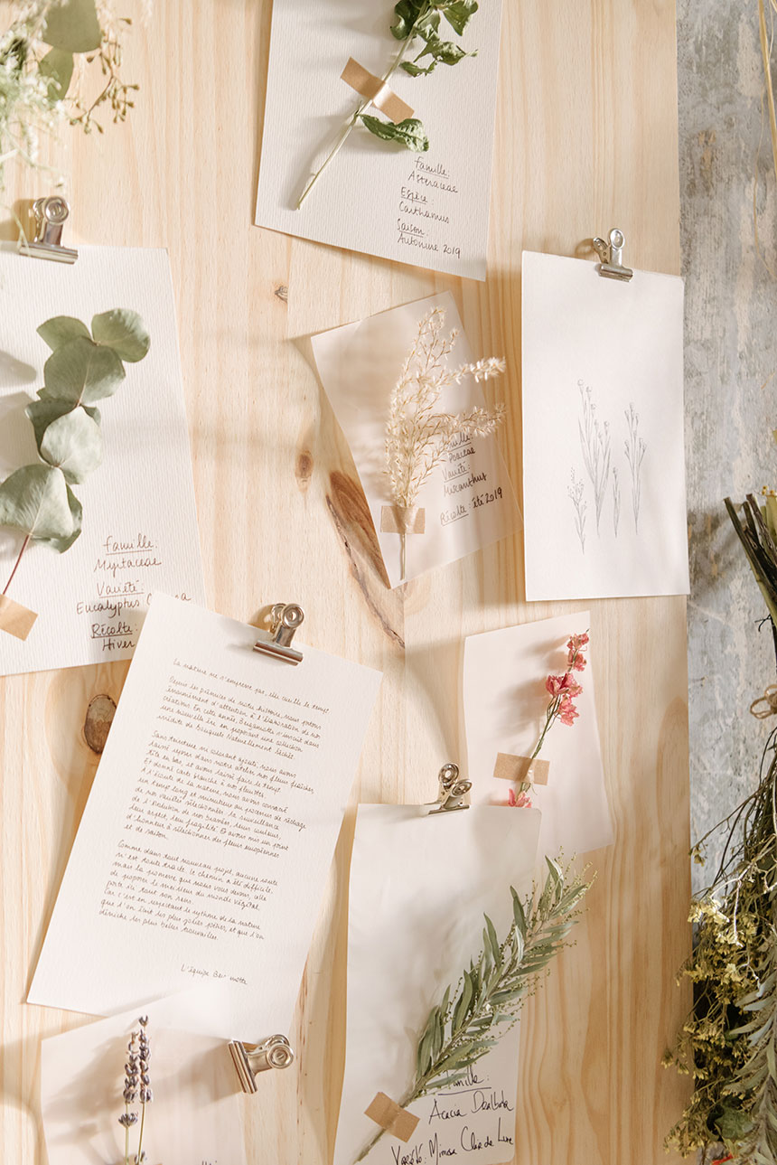 Fleurs-séchées-Bergamotte-Kinfolk-Les-Confettis