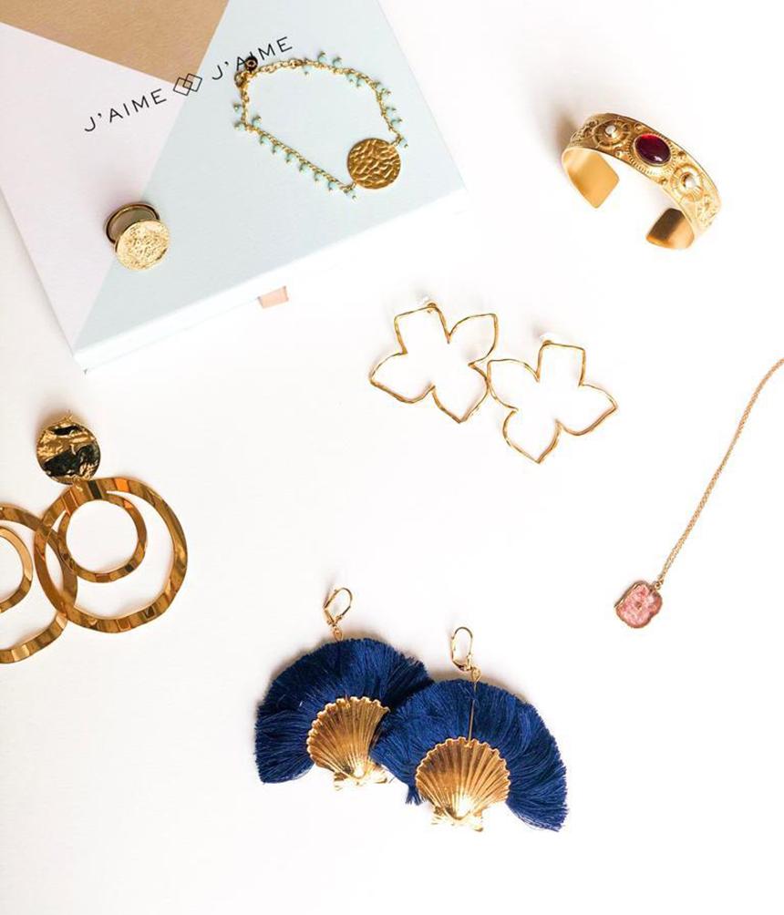Jaime Jaime bijoux Les Confettis