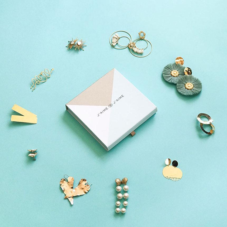 Jaime Jaime les confettis bijoux