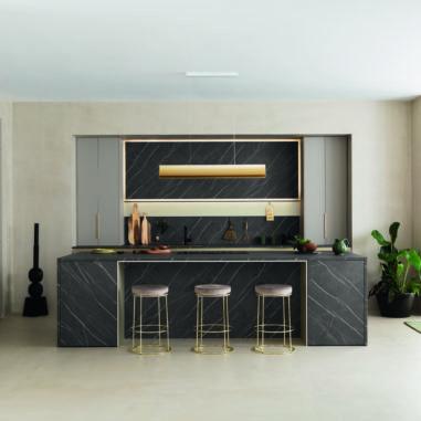 Une cuisine, nommée désir