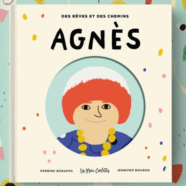 Agnès Varda, héroïne de notre premier livre pour enfants