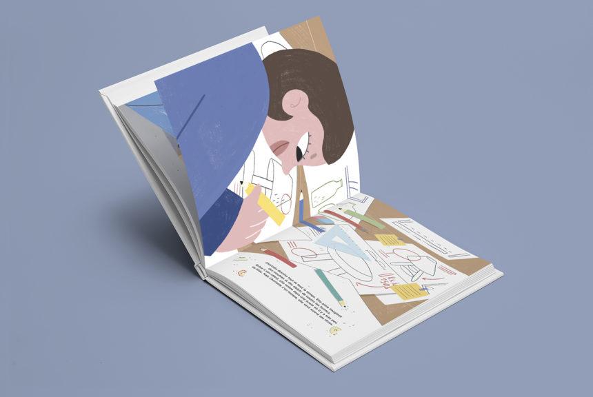 Charlotte Perriand, héroïne de notre livre pour enfants