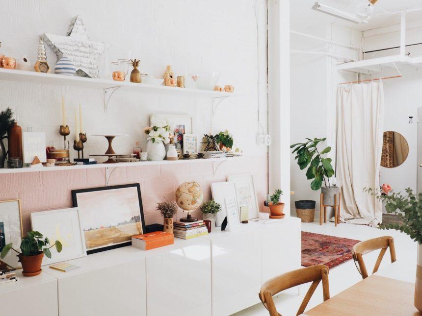 Un intérieur paisible