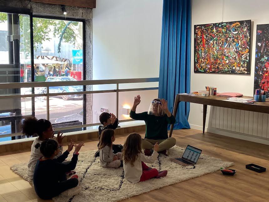 Atelier linguistique RécréAnglais