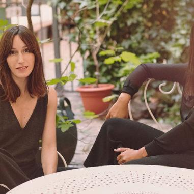 Anaïs Laurent et Elissa Regnier-Vigouroux, fondatrices de NOO Paris