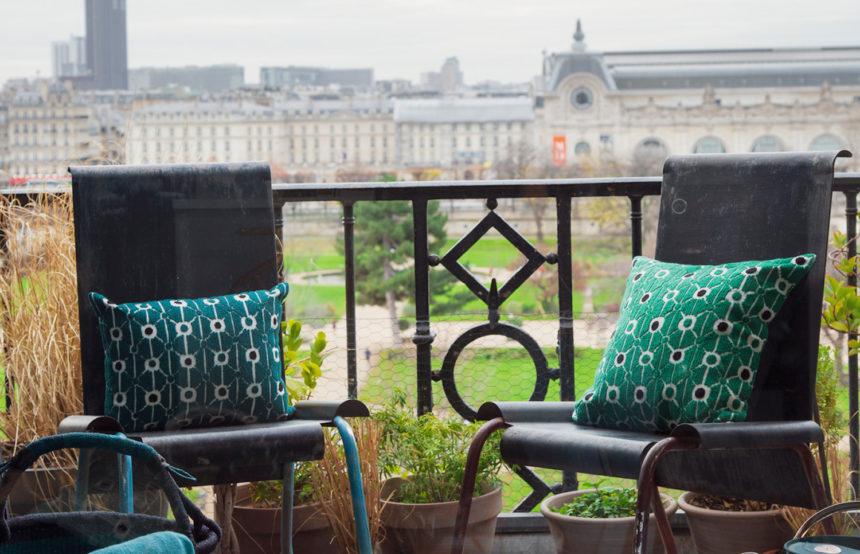 «Tuileries» par Le Louvre et Maison Sarah Lavoine