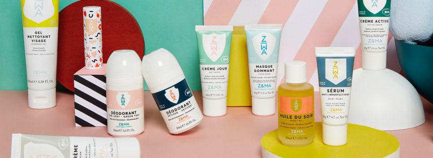 Z&MA : soins de peaux biologiques