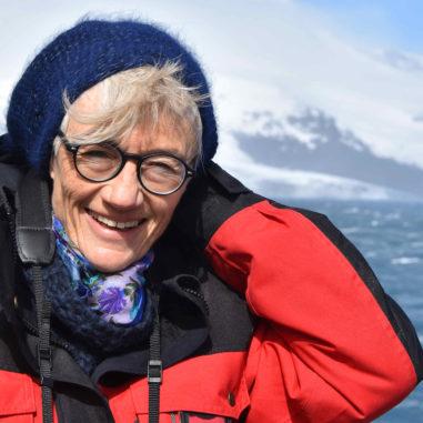 Catherine Jeandel, messagère des océans